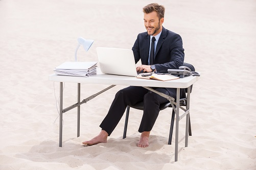 working remotely boost company productivity