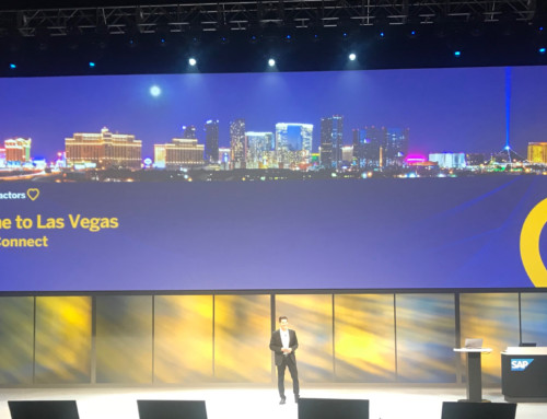 Reporting from SuccessConnect 2018 Las Vegas: Opening Keynote Highlights