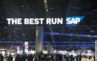 SAP Best Run TechEd Sapphire