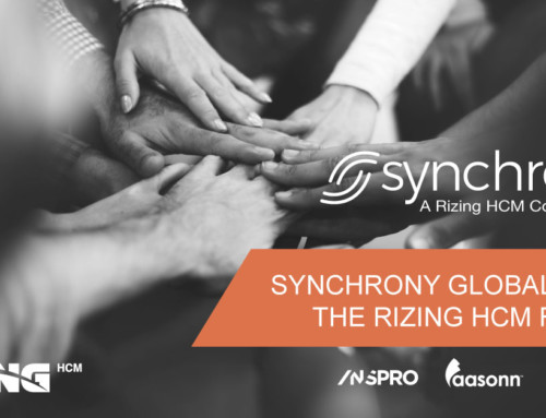 Rizing Completes Acquisition of Synchrony Global